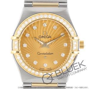 オメガ コンステレーション 160YEARS ダイヤ 腕時計 レディース OMEGA 111.25.26.60.58.001