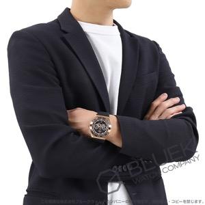 オメガ コンステレーション ダブルイーグル クロノグラフ RG金無垢 腕時計 メンズ OMEGA 121.62.44.52.01.001