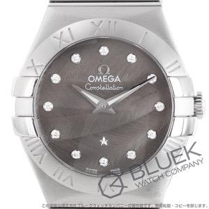 オメガ コンステレーション ブラッシュ ダイヤ 腕時計 レディース OMEGA 123.10.27.60.56.001