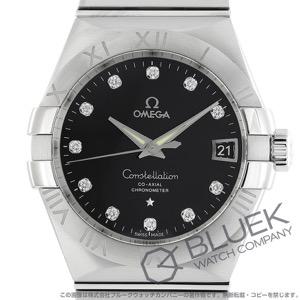 オメガ コンステレーション ブラッシュ ダイヤ 腕時計 メンズ OMEGA 123.10.38.21.51.001