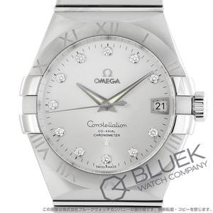オメガ コンステレーション ブラッシュ ダイヤ 腕時計 メンズ OMEGA 123.10.38.21.52.001