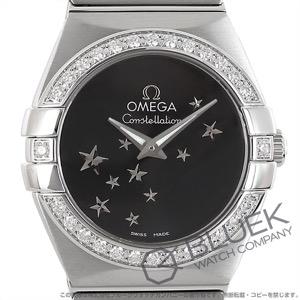 オメガ コンステレーション ブラッシュ ダイヤ 腕時計 レディース OMEGA 123.15.24.60.01.001