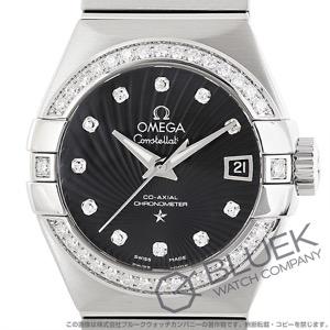 オメガ コンステレーション ブラッシュ ダイヤ 腕時計 レディース OMEGA 123.15.27.20.51.001