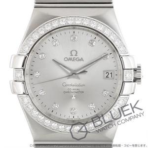 オメガ コンステレーション ブラッシュ ダイヤ 腕時計 ユニセックス OMEGA 123.15.35.20.52.001
