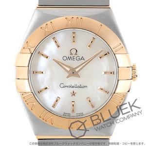 オメガ コンステレーション ブラッシュ 腕時計 レディース OMEGA 123.20.24.60.05.001