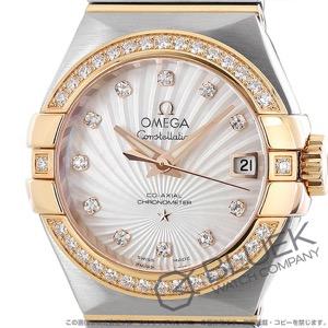 オメガ コンステレーション ブラッシュ ダイヤ 腕時計 レディース OMEGA 123.25.27.20.55.001