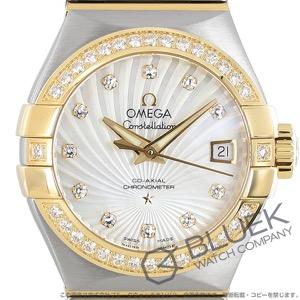 オメガ コンステレーション ブラッシュ ダイヤ 腕時計 レディース OMEGA 123.25.27.20.55.002