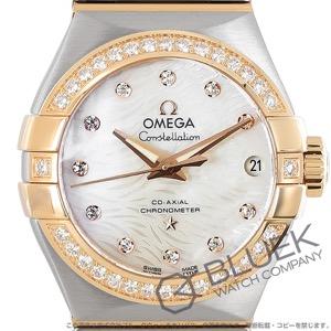オメガ コンステレーション ブラッシュ ダイヤ 腕時計 レディース OMEGA 123.25.27.20.55.006