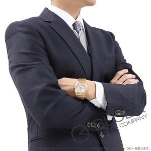 オメガ コンステレーション ブラッシュ YG金無垢 腕時計 メンズ OMEGA 123.50.38.22.02.002