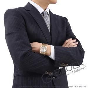 オメガ コンステレーション ブラッシュ ダイヤ YG金無垢 腕時計 メンズ OMEGA 123.55.38.22.02.002