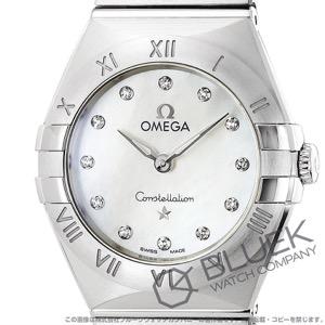 オメガ コンステレーション ブラッシュ マンハッタン ダイヤ 腕時計 レディース OMEGA 131.10.25.60.55.001