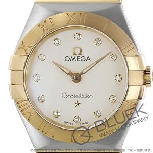 オメガ コンステレーション ブラッシュ マンハッタン ダイヤ 腕時計 レディース OMEGA 131.20.25.60.52.002