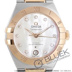 オメガ コンステレーション マスタークロノメーター ダイヤ 腕時計 レディース OMEGA 131.20.29.20.55.001