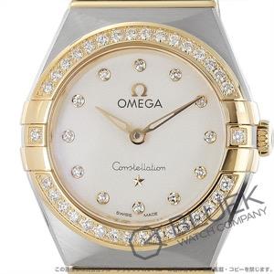 オメガ コンステレーション ブラッシュ マンハッタン ダイヤ 腕時計 レディース OMEGA 131.25.25.60.52.002