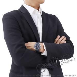 オメガ シーマスター プラネットオーシャン マスタークロノメーター 600m防水 アリゲーターレザー 腕時計 メンズ OMEGA 215.33.40.20.03.001