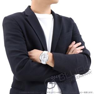 オメガ シーマスター プラネットオーシャン マスタークロノメーター 600m防水 アリゲーターレザー 腕時計 メンズ OMEGA 215.33.40.20.04.001