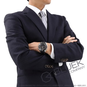 オメガ シーマスター プラネットオーシャン マスタークロノメーター クロノグラフ 600m防水 アリゲーターレザー 腕時計 メンズ OMEGA 215.33.46.51.01.001