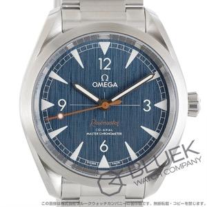 オメガ シーマスター レイルマスター マスタークロノメーター 腕時計 メンズ OMEGA 220.10.40.20.03.001