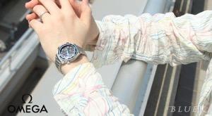 オメガ シーマスター プラネットオーシャン クロノグラフ 600m防水 腕時計 ユニセックス OMEGA 222.30.38.50.01.003