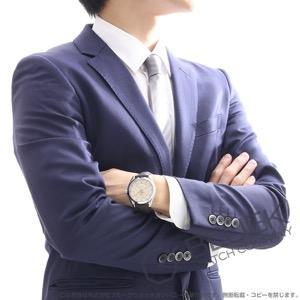 オメガ シーマスター アクアテラ GMT アリゲーターレザー 腕時計 メンズ OMEGA 231.13.43.22.02.004