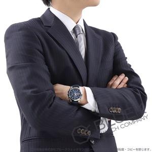 オメガ シーマスター アクアテラ クロノグラフ GMT アリゲーターレザー 腕時計 メンズ OMEGA 231.13.43.52.03.001