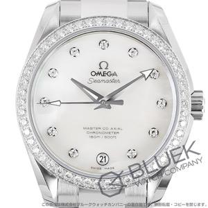 オメガ シーマスター アクアテラ ダイヤ 腕時計 メンズ OMEGA 231.15.39.21.55.001