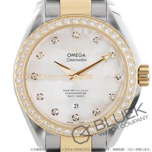 オメガ シーマスター アクアテラ ダイヤ 腕時計 レディース OMEGA 231.25.34.20.55.006