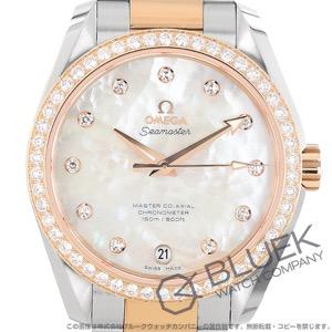 オメガ シーマスター アクアテラ ダイヤ 腕時計 ユニセックス OMEGA 231.25.39.21.55.001