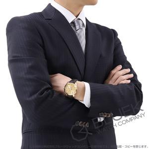 オメガ シーマスター アクアテラ マスターコーアクシャル YG金無垢 アリゲーターレザー 腕時計 メンズ OMEGA 231.53.39.21.08.001