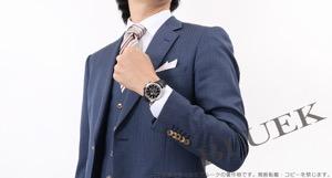 オメガ シーマスター アクアテラ クロノグラフ WG金無垢 アリゲーターレザー 腕時計 メンズ OMEGA 231.53.44.50.01.001