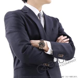 オメガ シーマスター アクアテラ クロノグラフ GMT RG金無垢 アリゲーターレザー 腕時計 メンズ OMEGA 231.53.44.52.06.001