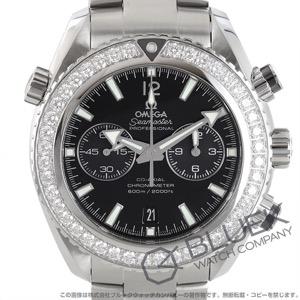 オメガ シーマスター プラネットオーシャン クロノグラフ 600m防水 ダイヤ 腕時計 メンズ OMEGA 232.15.46.51.01.001