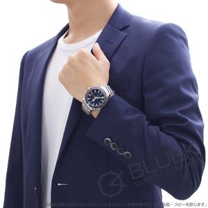 オメガ シーマスター プラネットオーシャン グッドプラネット GMT 600m防水 腕時計 メンズ OMEGA 232.30.44.22.03.001