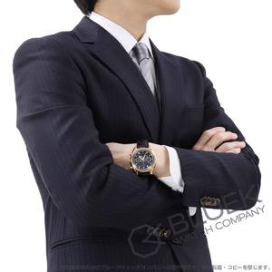 オメガ スピードマスター スペシャリティーズ オリンピックコレクション クロノグラフ RG金無垢 アリゲーターレザー 腕時計 メンズ OMEGA 321.53.44.52.01.001
