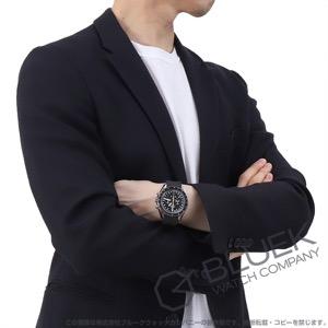 オメガ スピードマスター HB-SIA クロノグラフ GMT 腕時計 メンズ OMEGA 321.92.44.52.01.001