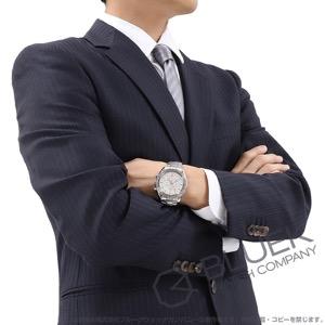 オメガ スピードマスター ブロードアロー クロノグラフ GMT 腕時計 メンズ OMEGA 3581.30