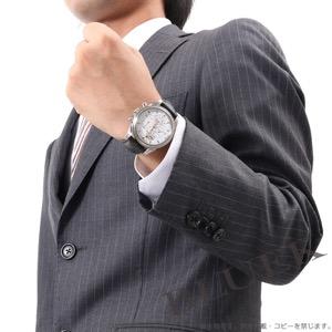 オメガ デビル コーアクシャル クロノスコープ クロノグラフ アリゲーターレザー 腕時計 メンズ OMEGA 422.13.41.50.04.002