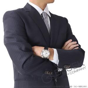 オメガ デビル クロノスコープ コーアクシャル 4カウンター クロノグラフ WG金無垢 アリゲーターレザー 腕時計 メンズ OMEGA 422.53.41.52.09.001