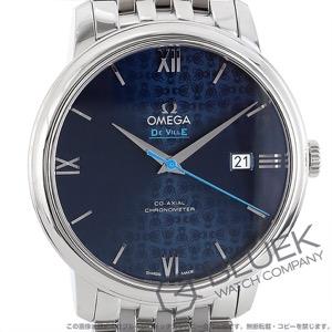 オメガ デビル プレステージ オービス 腕時計 ユニセックス OMEGA 424.10.40.20.03.003