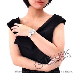 オメガ デビル プレステージ ダイヤ アリゲーターレザー 腕時計 レディース OMEGA 424.13.27.60.55.001