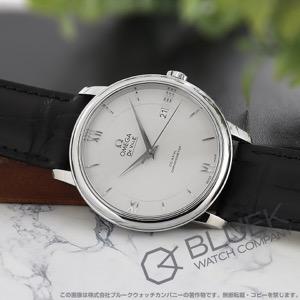 オメガ デビル プレステージ アリゲーターレザー 腕時計 メンズ OMEGA 424.13.40.20.02.001