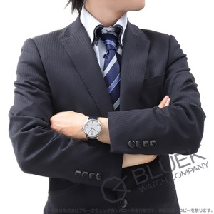 オメガ デビル プレステージ アリゲーターレザー 腕時計 メンズ OMEGA 424.13.40.20.02.003