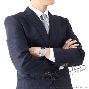 オメガ デビル プレステージ アリゲーターレザー 腕時計 メンズ OMEGA 424.13.40.20.06.002