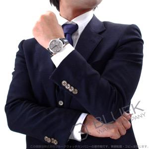 オメガ デビル プレステージ パワーリザーブ アリゲーターレザー 腕時計 メンズ OMEGA 424.13.40.21.02.003