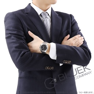 オメガ デビル コーアクシャル クロノグラフ 腕時計 メンズ OMEGA 431.10.42.51.01.001