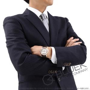 オメガ デビル アワービジョン RG金無垢 アリゲーターレザー 腕時計 メンズ OMEGA 431.63.41.21.02.001