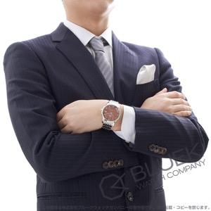 オメガ デビル アワービジョン マスタークロノメーター 腕時計 メンズ OMEGA 433.10.41.21.10.001