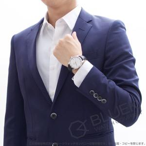 オメガ デビル アワービジョン アリゲーターレザー マスタークロノメーター 腕時計 メンズ OMEGA 433.13.41.21.02.001