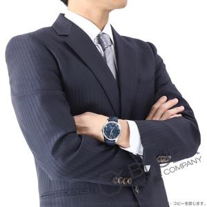 オメガ デビル アワービジョン マスタークロノメーター アリゲーターレザー 腕時計 メンズ OMEGA 433.13.41.21.03.001
