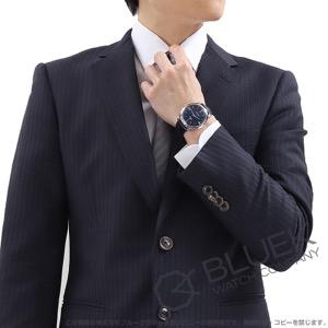 オメガ デビル トレゾア マスタークロノメーター アリゲーターレザー 腕時計 メンズ OMEGA 435.13.40.21.03.001